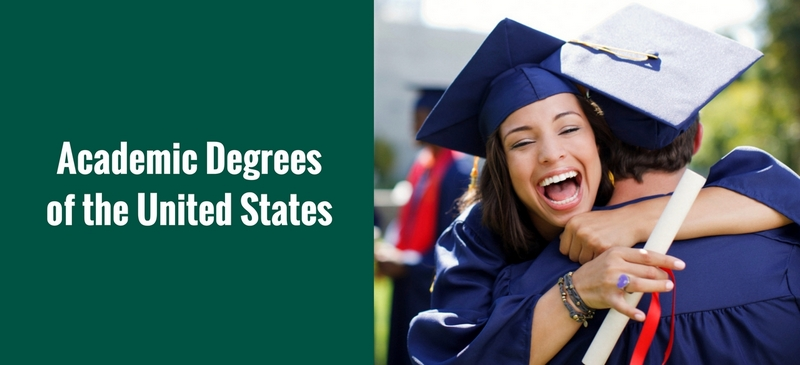 Academic Degrees of the United States